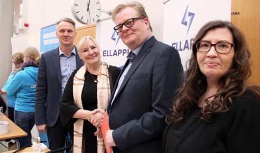 Ellappi ja Lapin AMK 2020